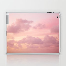 Pink Clouds Laptop & iPad Skin