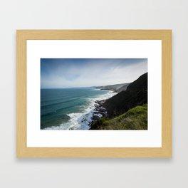 Great Ocean Road Framed Art Print