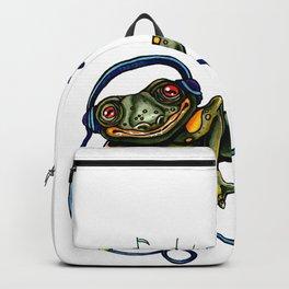 Frog Dancer Backpack
