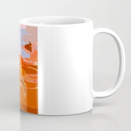 Satsuma Dusk Coffee Mug