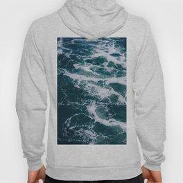 Ocean Marble #texture Hoody