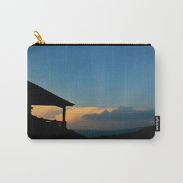 Sweet Silhouette * Little Switzerland  Carry-All Pouch