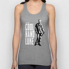 Paul Newman - Cool Hand Luke Unisex Tank Top
