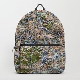 The Forest Floor Backpack