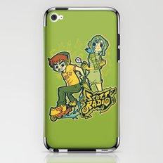 Scott Radio!!! iPhone & iPod Skin