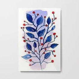 Floral 30 Metal Print