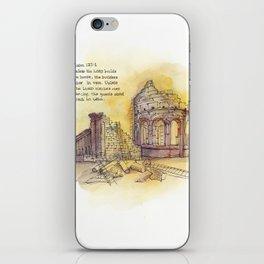 Builders - Psalm 127:1 iPhone Skin