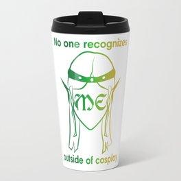Recognize ELF- Gradient Print Travel Mug