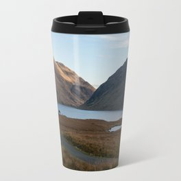 Doo Lough Pass (Black Lake)  Travel Mug