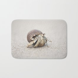 Life & times of a Hermit Crab Bath Mat