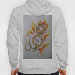 BIRTH: Time Will Change Everything About This Hell. Hoody