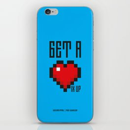 PAUSE – Get a Life iPhone Skin