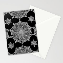 Mandala Pattern Stationery Cards