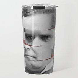 Disturbed Head Travel Mug
