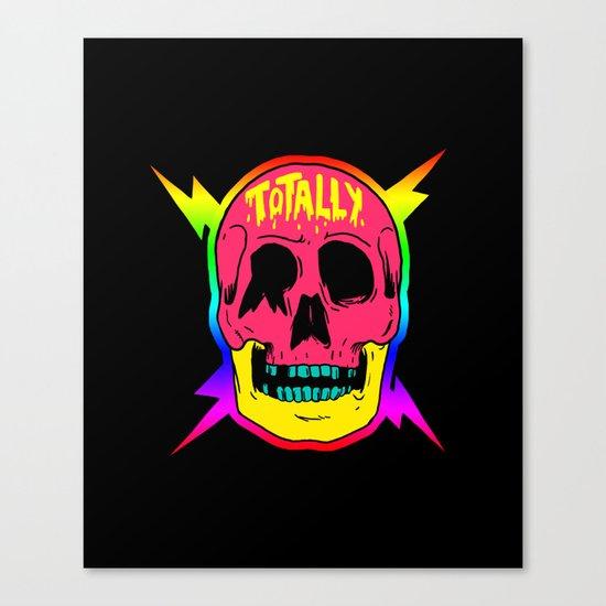 Stay Rad! Canvas Print