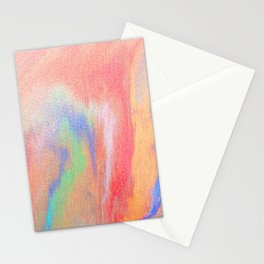 Colorful Aurora 2 Stationery Cards