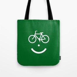Bike Lane :) Tote Bag