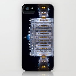 Vatican City Reflexion iPhone Case
