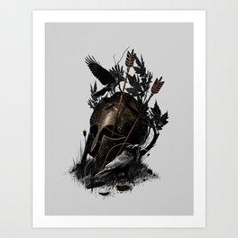 Legends Fall Art Print