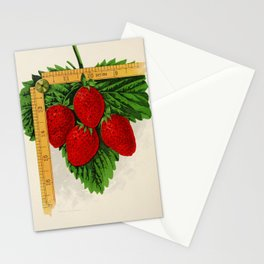 Canadian Horticulturalist 1888-96 - Parker Earle Strawberries Stationery Cards