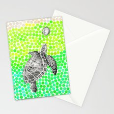 New Friends 1 by Eric Fan & Garima Dhawan Stationery Cards