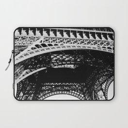 La Tour Eiffel/The Eiffel Tower Laptop Sleeve