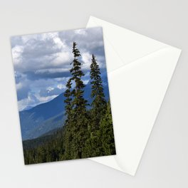 Muted Echo Stationery Cards