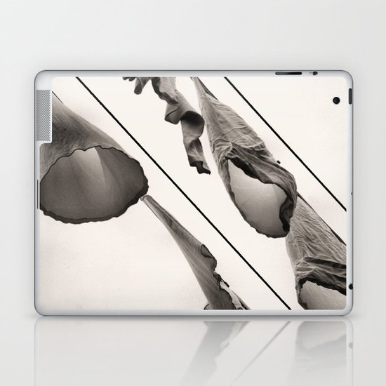 Only White Laundry Today Laptop & iPad Skin