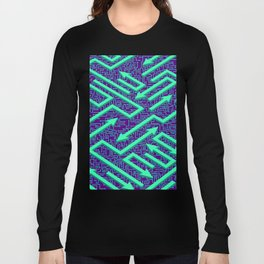 Misdirection - II Long Sleeve T-shirt