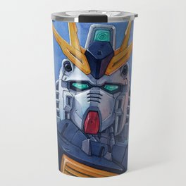 Nu Gundam 2 Travel Mug