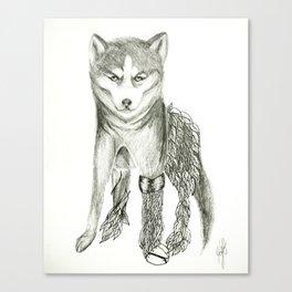 Cara Canvas Print