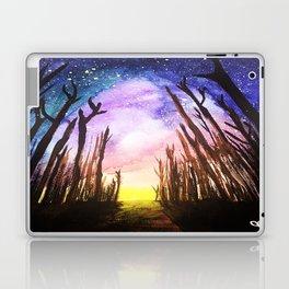 Twilight Woods Laptop & iPad Skin