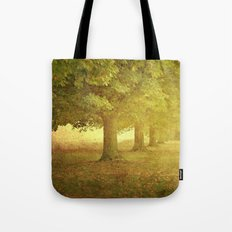 In a Line Tote Bag
