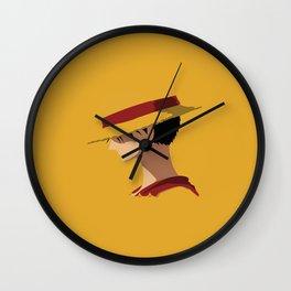 Monkey D. Luffy Wall Clock