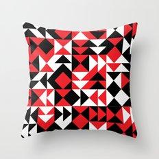 DENSI 1 Throw Pillow