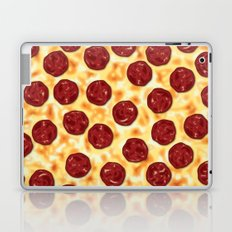 Pepperoni Pizza Pattern Laptop & iPad Skin