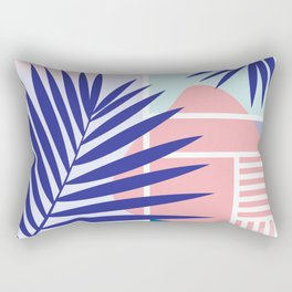 Memphis Mood Rectangular Pillow