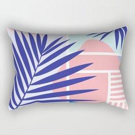 Memphis Mood Rectangular Pillow