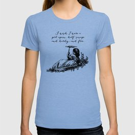 Wuthering Heights - Emily Bronte T-shirt