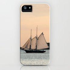 Sunset Sail iPhone (5, 5s) Slim Case