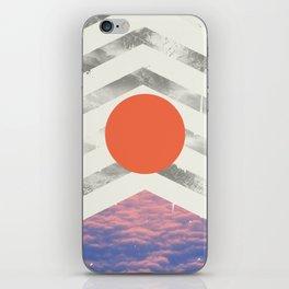 Vojaĝo iPhone Skin