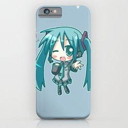 Vocaloid Hatsune Miku  iPhone Case