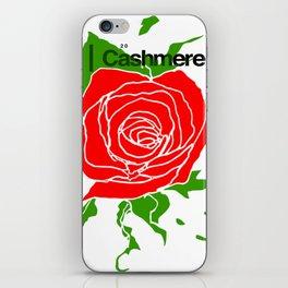 CASHMERE CAT TOUR 2018 iPhone Skin