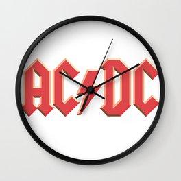 AC-DC Wall Clock