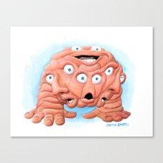 Bwuhh? Canvas Print