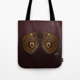 Wings of Eyes Tote Bag