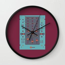 Rane Empath DJ Mixer Wall Clock