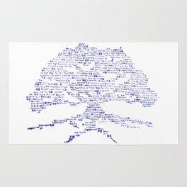 Tree of Virtues Rug