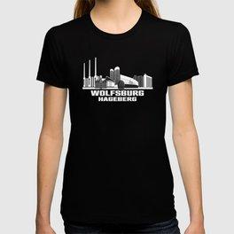 Wolfsburg Hageberg Lower Saxony Germany T-shirt