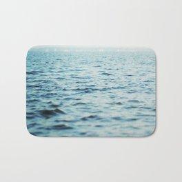 The Blue Channel Bath Mat